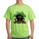 The Mighty Upsetter Green T-Shirt