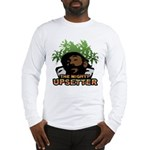 The Mighty Upsetter Long Sleeve T-Shirt