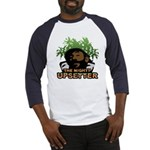 The Mighty Upsetter Baseball Jersey