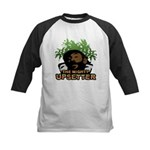 The Mighty Upsetter Kids Baseball Jersey