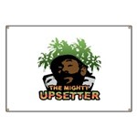 The Mighty Upsetter Banner