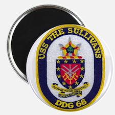 USS THE SULLIVANS Magnet