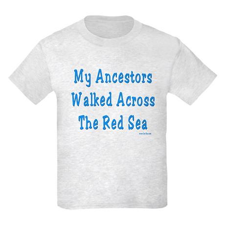 Red Sea Passover Kids Light T-Shirt
