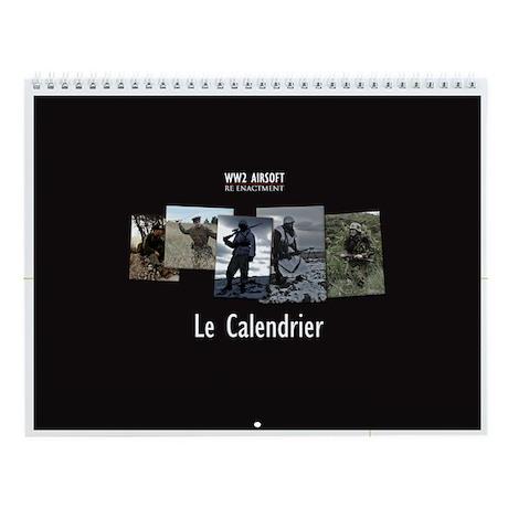 Calendrier Ww2 Airsoft