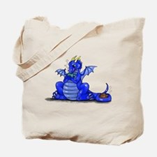 Cute Dragon art Tote Bag