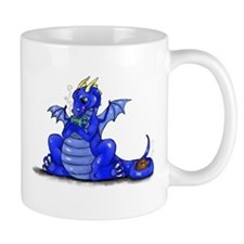 Dragon Drinking Tea Mugs