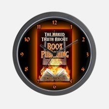 Unique Electronic books Wall Clock