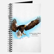 Steller's Sea Eagle Journal