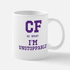 CF Unstoppable Mug