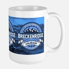Breckenridge Blue Mug