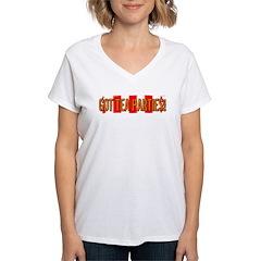 Got Tea Parties? Distressed Shirt