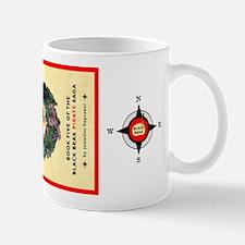 Black Beak's Christmas Mug