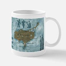 St. Paul Island, Alaska Mug