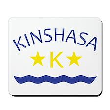 Kinshasa Mousepad