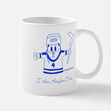 I SLAM, THEREFORE I AM. Mug