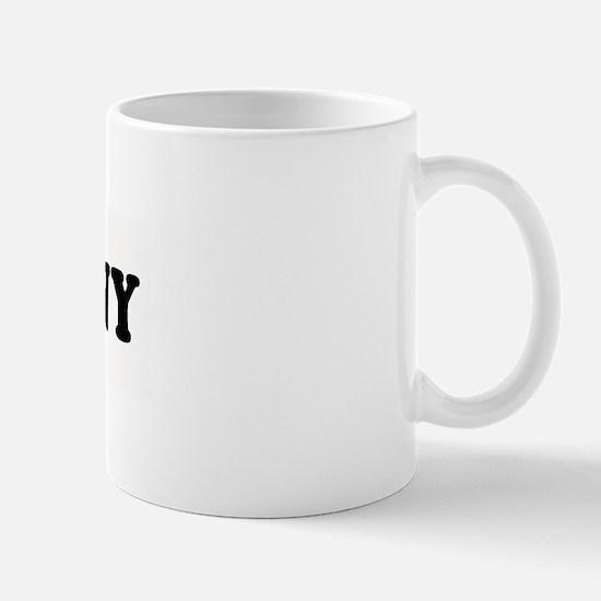 I LOVE BOYS ~  Mug