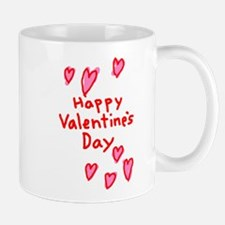 Valentines Hearts Mug