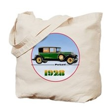 The 1928 Packard Tote Bag