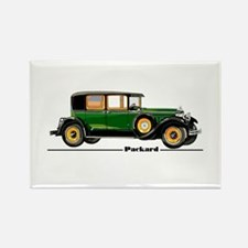 Cute Packard cars Rectangle Magnet