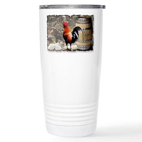 Kauai Rooster Rum Stainless Steel Travel Mug
