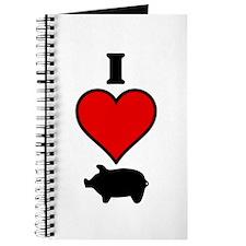 I heart Pig Journal