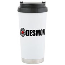 I Love Desmond - Dharma Thermos Mug