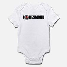 I Love Desmond - Dharma Infant Bodysuit