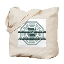 My Name Is Henry Gale Tote Bag
