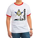 California Freemasons Ringer T