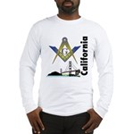 California Freemasons Long Sleeve T-Shirt