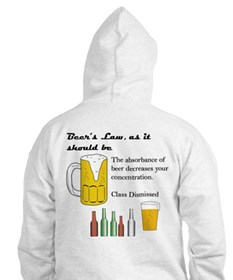 Hoodie Beer and Physics