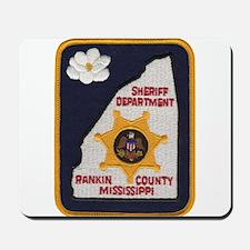 Rankin County Sheriff Mousepad