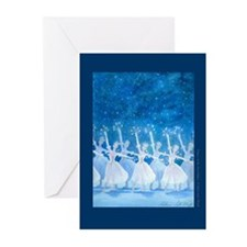 Dance Quote Greeting Cards (Pk of 20)