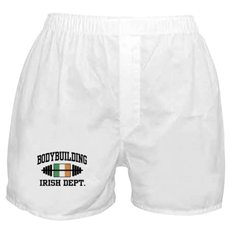 Irish Bodybuilding Boxer Shorts