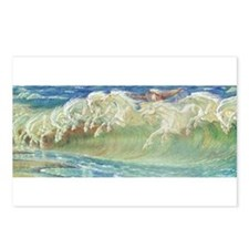 NEPTUNE'S HORSES Postcards (Package of 8)
