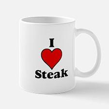 I heart Steak Mug