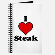 I heart Steak Journal