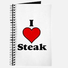 I heart Steak Journal