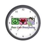 Breastfeeding Wall Clocks