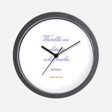 Wrinkles are related to what Wall Clock