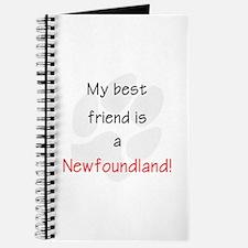 My Best Friend is a Newfoundland Journal