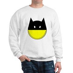 Bat Smiley Sweatshirt