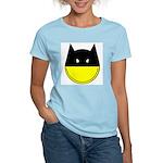 Bat Smiley Women's Light T-Shirt