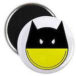 Bat Smiley Magnet