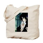 Luke and Zeldah Tote Bag