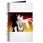 Luke and Zeldah - flames Journal
