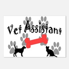 Veterinary Postcards (Package of 8)