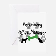 Veterinary Greeting Card