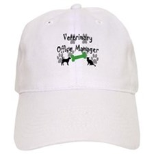 Veterinary Baseball Baseball Cap