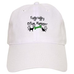 Veterinary Baseball Cap